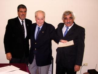 El recordado agrim Juan Manuel Castagnino