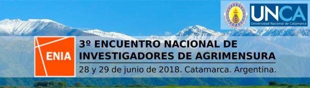Encuentro de Investigadores en Catamarca - Junio 2018