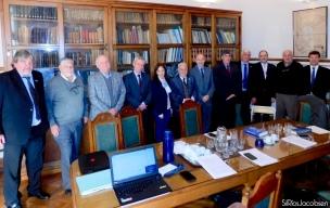 Reunión de la Academia, Julio 2019