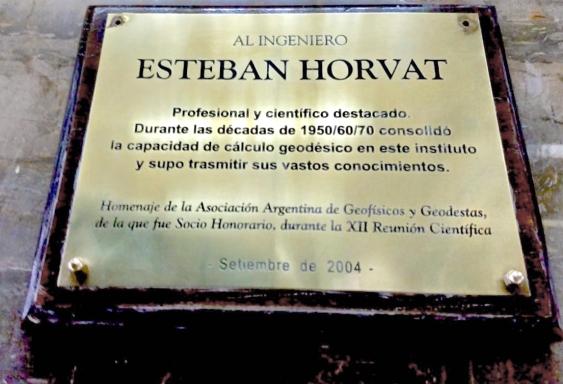 Placa de Horvat 1