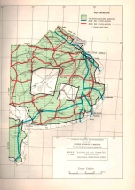 Geodesia, topografía, fotogrametría y cartografía en la República Argentina