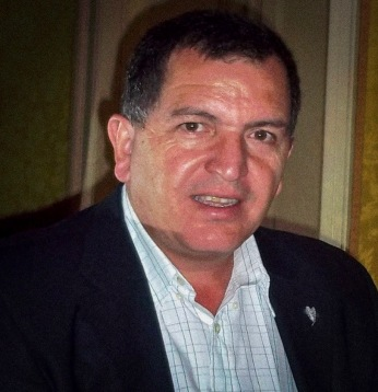 Ingeniero y agrimensor Jorge Marcelo Sisti