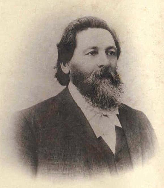 Agrimensor Rafael Hernandez Fundador de la Universidad de la Plata